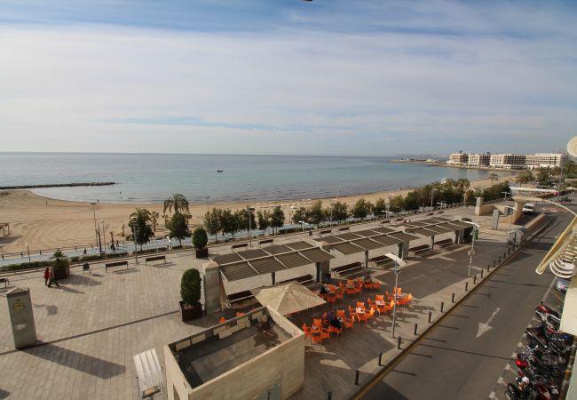 Apartamento en Alicante ciudad - APARTAMENTO PLAYA POSTIGUET