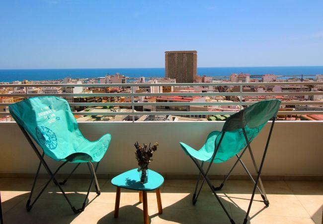 Apartamento en Alicante ciudad - APARTAMENTO EL MIRADOR