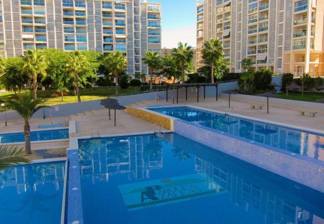 Apartamento en San Juan de Alicante - APARTAMENTO AZALEA