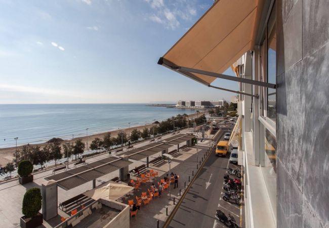 Apartment in Alicante - APARTAMENTO PLAYA POSTIGUET