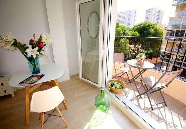 Apartment in El Campello - APARTAMENTO SOL Y LUZ 1